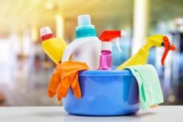Precursoren in schoonmaakmiddelen forensisch onderzoek